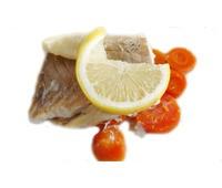 Рыба сайда паровая с овощами 110 г.