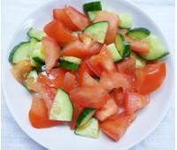 Салат овощной без лука 100 г.