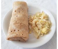 Блинчики с капустой и яйцом 100 г.