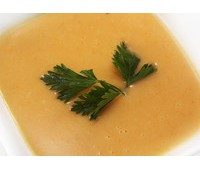 Суп-пюре с печенью говяжьей 250 г.