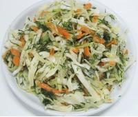 Салат из свежей капусты 100 г.