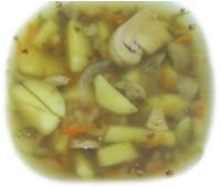 Суп грибной с гречей 250 г.