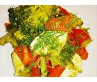 Сотэ овощное 150 г.