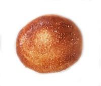 Пирог печеный с абрикосовым конфитюром 90 г.