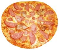 """Пицца """"Мясное ассорти"""" 510 г."""