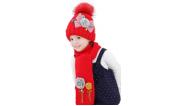 Головные уборы, шарфы, перчатки